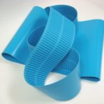 Blue-Urethane-Timing-Belt