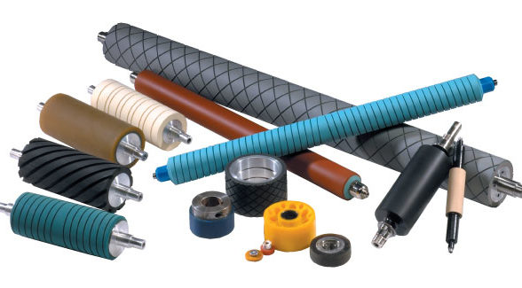 Conveyor Roller/Pulleys and Lagging