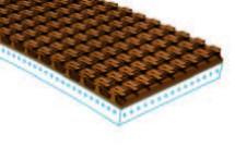 Ruff-Top-Neoprene-Brown-70-Duro-covering