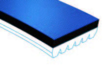 Sponge-Fabric-Cover-Neoprene--Blue-Lycra-covering