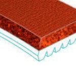 Sponge-Silicone-Orange-covering