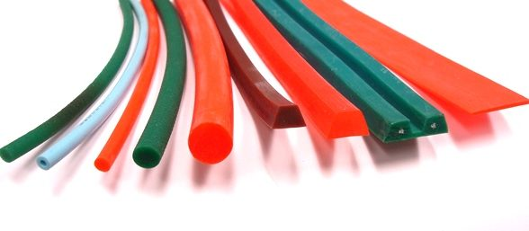 Thermoplastic Round V Flat Belts