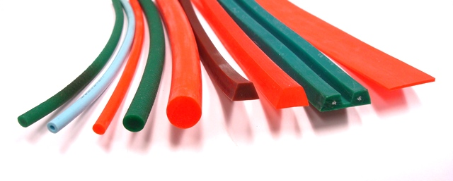 Thermoplastic Round V Flat Belts