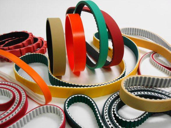 Custom Belt Machining
