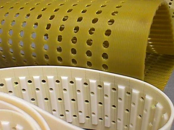 Vacuum / Perforated Belts