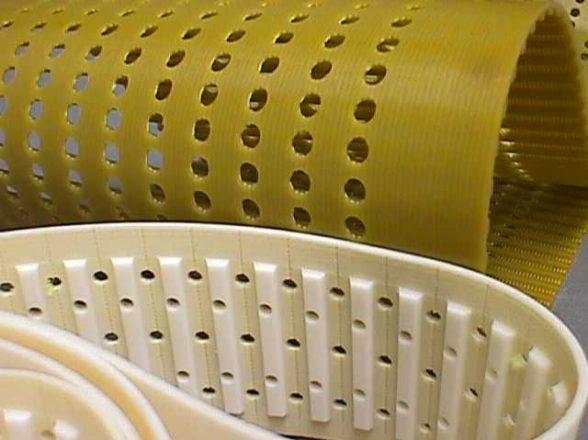 Vacuum / Perforated Belts