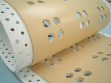 Conveyor Belt Soft Sponge Cover with Holes 1