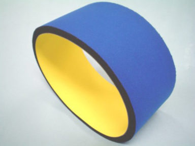 Conveyor Belt Sponge with Fabric Cover