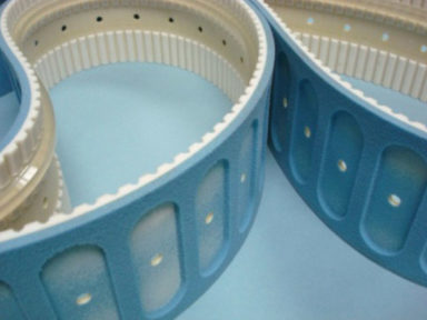 Timing Belt Blue Sponge Vacuum