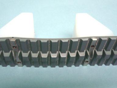Timing Belt False Tooth Profile