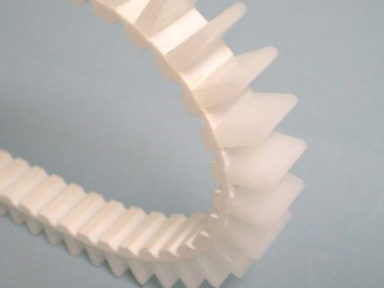 Timing Belt White FDA Tight Profiles