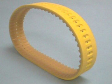 Timing Belt Yellow Sponge with Holes & Slots