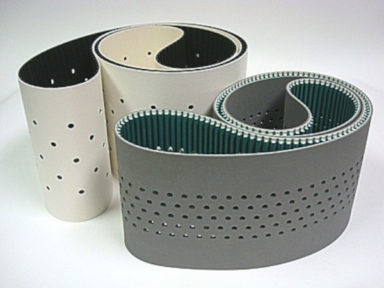 Timing Belts with Silicone & Release Coatings