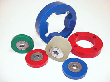 Urethane Rollers and Wheels