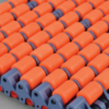 MOVEX_ORANGE_ROLLER_CONVEYOR