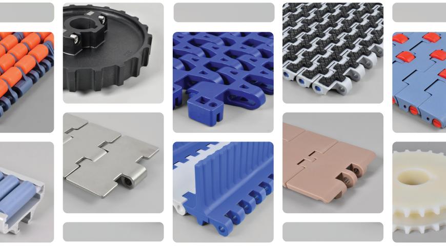Plastic Modular Belting