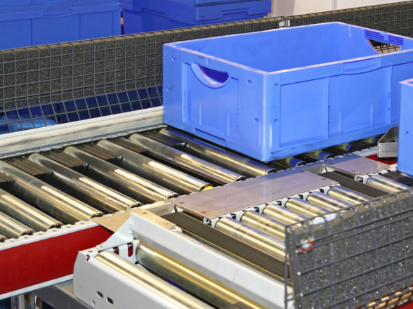 Matching Conveyors with Applications