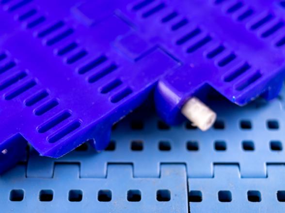 The advantages of a plastic modular belt